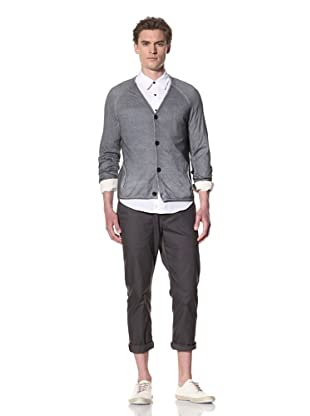 Rogan Men's Kronos Cardigan (Weathered Stone)