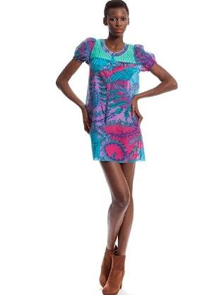 Custo Vestido (Multicolor)
