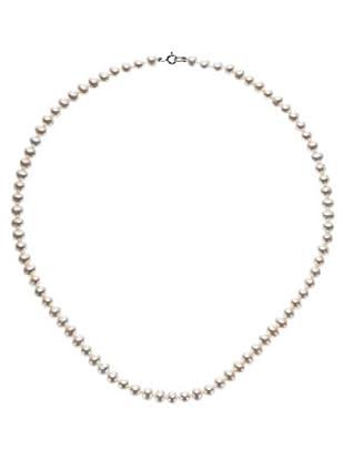 Emi Kawai Kette Perle Weißgold 18k 5-5,50 mm