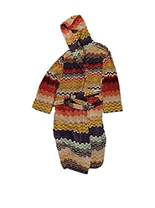 Missoni Lara Hooded Medium Bath Robe, Multi