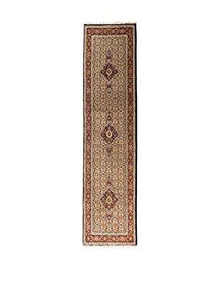 RugSense Alfombra Persian Mud Marrón/Multicolor 297 x 77 cm