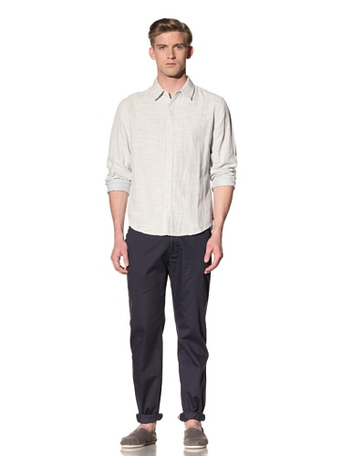 Riviera Club Men's Deep End Shirt (Light Blue)