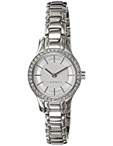 Esprit SS-2014 Analog White Dial Women's Watch - ES107092001