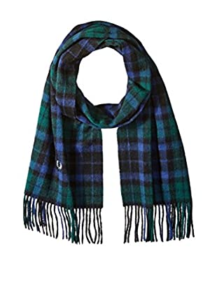 Fred Perry Bufanda Fp Black Watch Tartan Scarf
