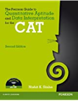 The Pearson Guide to Quantitative Aptitude and Data Interpretation for the CAT (with CD) (Old Edition)