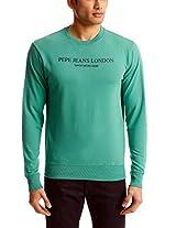 Pepe Jeans Men's Round Neck Cotton Sweatshirt