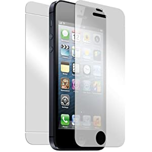 Apple Iphone 5 / 5s (Front + Back) Lcd Screen Guard Scratch Guard (3 Layer) - Buy 2 Get 3, Buy 3 Get 5, Buy 4 Get 8