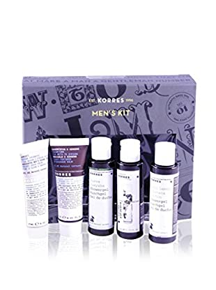 Korres Kit Facial/Corporal 5 Piezas Men