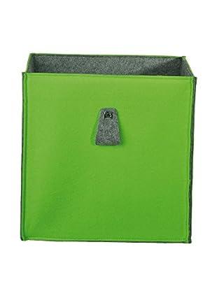 Leonardo Aufbewahrungsbox grün