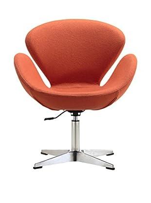 Ceets Raspberry Adjustable Leisure Chair, Orange