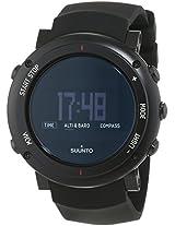 Suunto Digital Black Dial Unisex Watch - SS018734000
