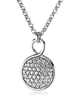 Esprit Collection Silver Halskette S925 Elysum Day & Night Sterling-Silber 925