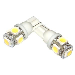 【クリックでお店のこの商品のページへ】IMPRESSION LED T16 バックランプ ライトエ-ス バン ブルー: カー&バイク用品