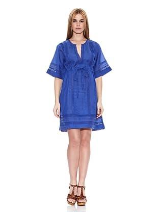 Pepe Jeans London Vestido Sonal (Azul Claro)