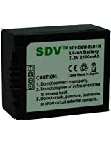Replacement Battery PANASONIC BLB 13 for Panasonic Cameras