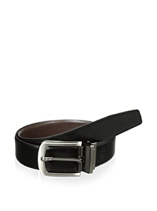 XMI Men's Pemtaflor Reversible Belt (Brown/Black)