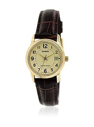 Casio Reloj con movimiento cuarzo japonés Woman Ltp-V002Gl-9B 25.0 mm