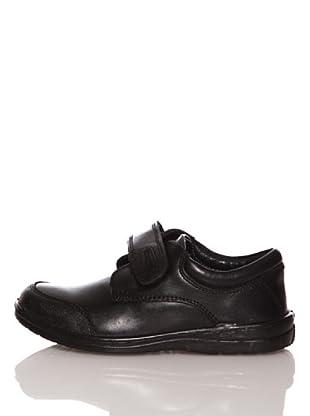 Gioseppo Zapatos Colegial Tiziano (Negro)