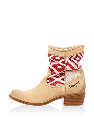 Desigual Cowboy Boot Camperas