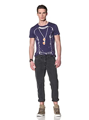 Antony Morato Men's Five Pocket Twill Pant