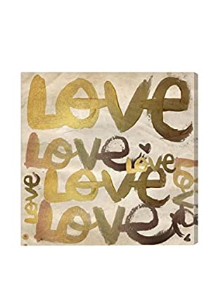 Oliver Gal Artist Co. Four Letter Word, Multi, 20