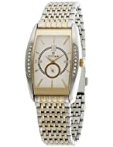 Titan Regalia Analog Multi-Color Dial Men's Watch - ND1527BM01