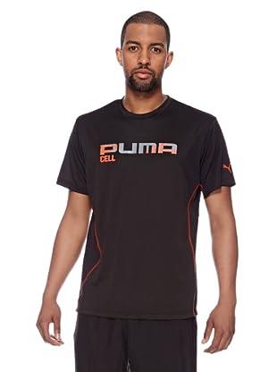Puma Trainings T-Shirt CT Graphic Cell (Black)