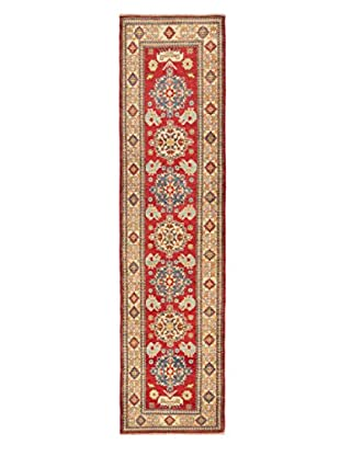 Hand-Knotted Finest Gazni Rug, Red, 2' 9