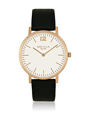 Mike Ellis New York Reloj de cuarzo Unisex 40 mm