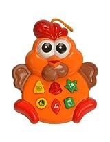 Mee Mee Cute Hen, Multi Color