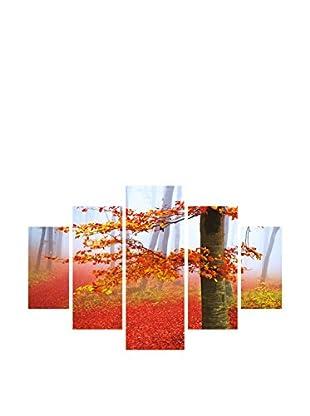 Miracle Wandbild 5 tlg. Set St168 mehrfarbig