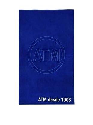 Art Experience Toalla de Playa Atlético de Madrid 1903 (Azul)