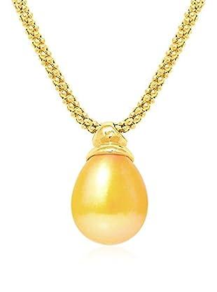 Senseo Pearls Halskette  18 Karat (750) Gelbgold