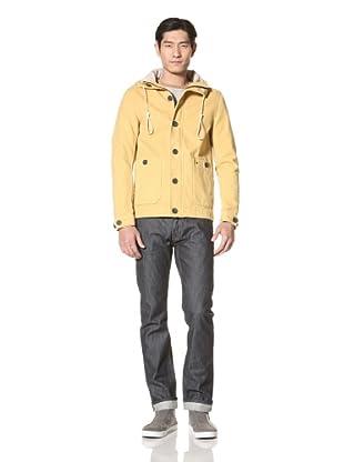 Zanerobe Men's Soho Canvas Coat (Yellow)