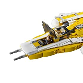 レゴ スターウォーズ アナキンのY-ウィング・スターファイター 8037