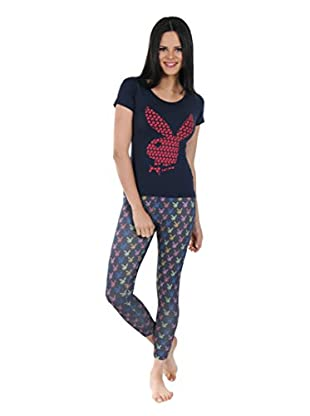 Play Boy Nightwear Pyjama Marbles
