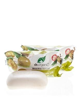 Dr.Organic Set 3 Jabones Aceite de Oliva 100 Gr (u)