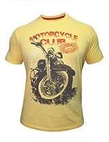 Wrangler Round Neck Men T-Shirt