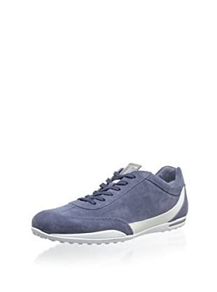 Tod's Men's 2-Tone Sneaker (Blue/Bianco)
