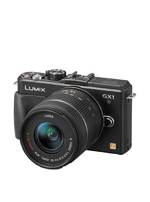 Panasonic Lumix GX1 + Powerzoom 14-42mm Cámara digital (16 MP, Live MOS, 4 x)