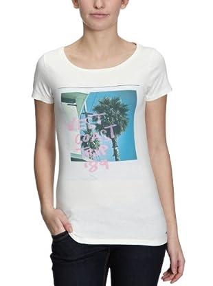 Lee Camiseta Beacht (Blanco)