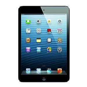 Apple iPad Mini (Black-Slate, 64GB, WiFi + Cellular)