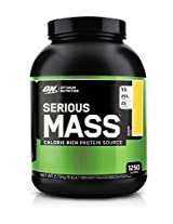 ON Serious Mass - 6 lb (Banana)