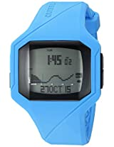 Quiksilver Digital Blue Dial Men's Watch - QS-1023-BLU