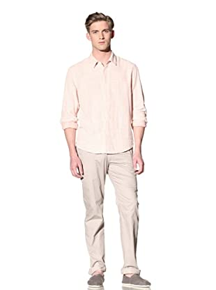 Riviera Club Men's Deep End Shirt (Pink)