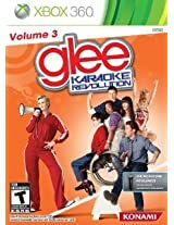 Karaoke Revolution Glee: Volume 3 (Xbox 360)