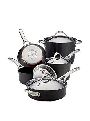 Anolon Nouvelle Copper Nonstick 9-Piece Cookware Set