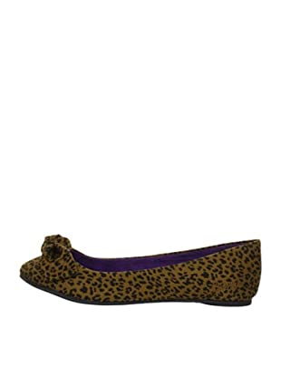 Blowfish Nelda BF2250 AU12, Ballerine donna (Nero (Schwarz (black/rust baby cheetah PU BF224)))