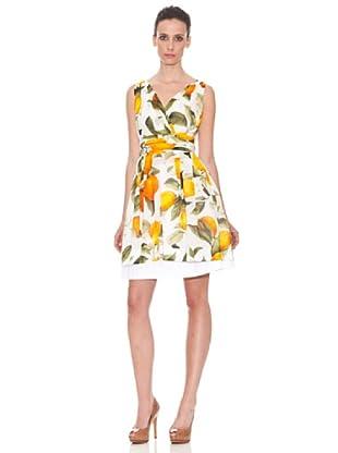 Etxart&Panno Vestido Limones (Amarillo)