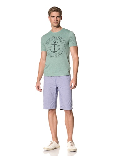 Ted Baker Men's Chezter Tee (Light Green)